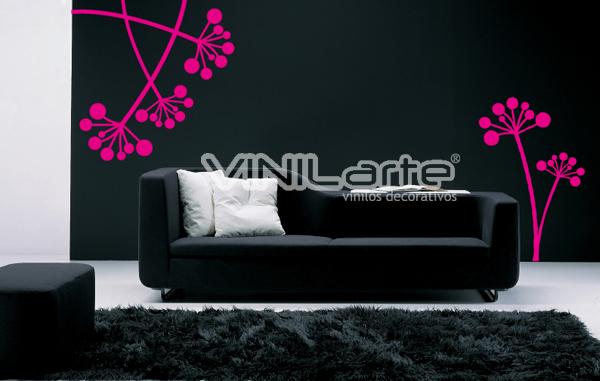 Vinilos decorativos modernos vinilos decorativos - Disenos de vinilos ...