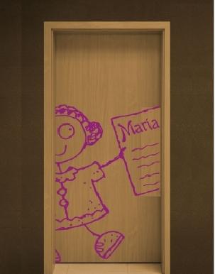 Vinilos decorativos para puertas vinilos decorativos - Decorar cristales de puertas ...