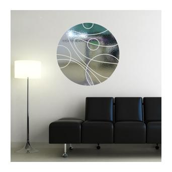 Vinilo decorativo espejo para sala de espera vinilos for Sala vinilo