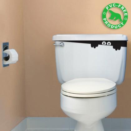 vinilo decorativo wc