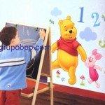 Vinilo Infantil Winnie de Pooh