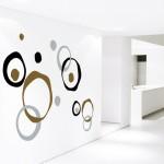 Vinilo ideal para pasillos o ambientes de paso