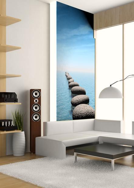 Fotomural vertical vinilos decorativos - Donde venden vinilos decorativos ...