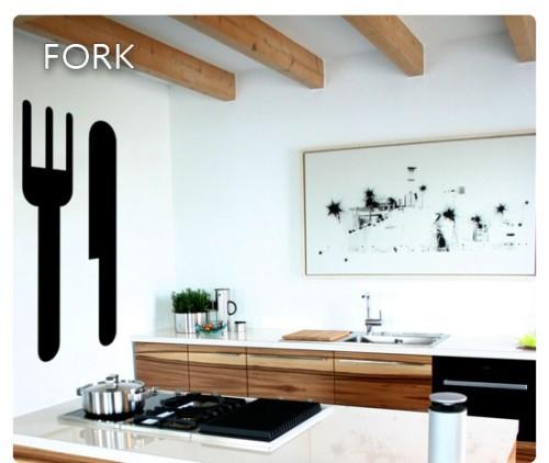 Vinilos decorativos para la cocina vinilos decorativos - Vinilos para cocinas modernas ...