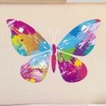 Vinilos Decorativos Mariposas