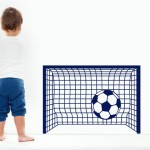 Vinilo Decorativo Infantil Futbol