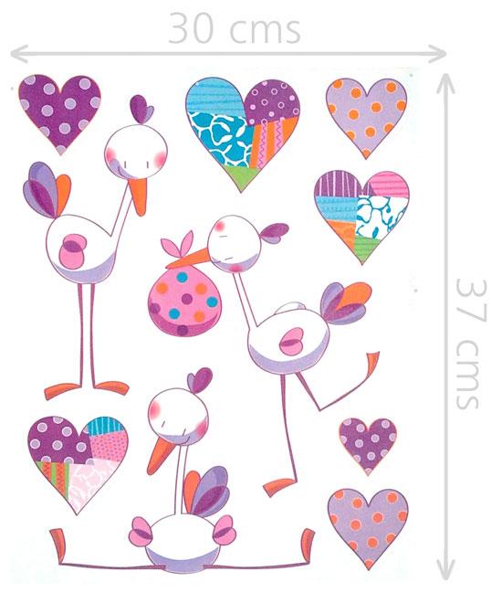 Vinilos decorativos para bebes vinilos decorativos for Murales decorativos para bebes