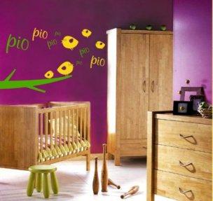 Vinilos decorativos para dormitorios infantiles vinilos - Dormitorios infantiles mixtos ...