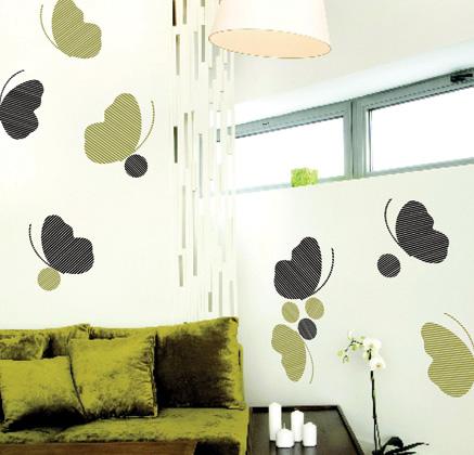 vinilo decorativo pared