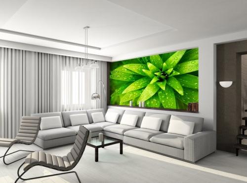Fotomurales ecologicos vinilos decorativos - Decorar con fotomurales ...