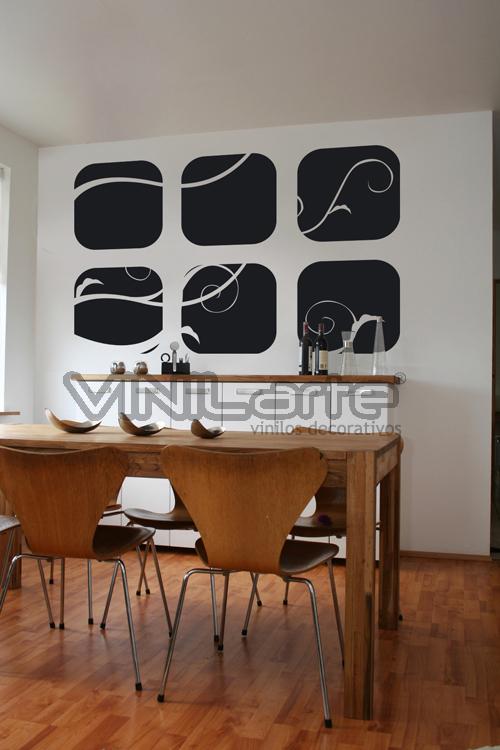 Vinilos Decorativos Para Salon Comedor - Ideas De Disenos - Ciboney.net