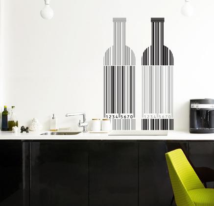 Vinilos decorativos originales para la cocina vinilos - Vinilo en cocina ...