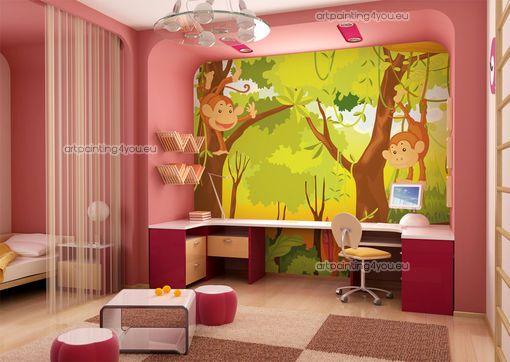 Fotomurales infantiles vinilos decorativos for Vinilos decorativos infantiles originales
