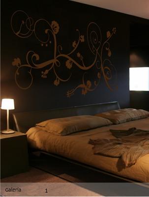 Vinilos decorativos para dormitorios vinilos decorativos for Viniles para recamaras
