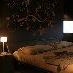 Vinilo decorativo ideal para paredes oscuras