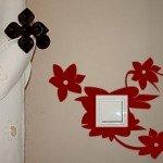 Hay que decorarlo todo :: Vinilos decorativos para los interruptores de luz