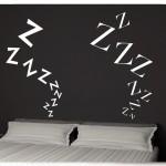 Un vinilo decorativo que da sueño