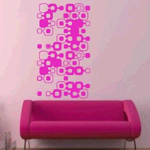 Vinilo decorativo lluvia digital vinilos decorativos for Vinilos pared modernos