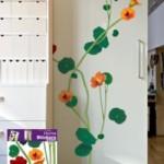 Un vinilo decorativo a todo color, ideal para una puerta ciega