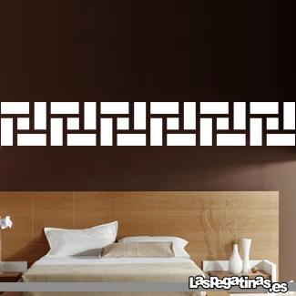 Cenefas adhesivas de dormitorio vinilos decorativos - Cenefas modernas para cocina ...