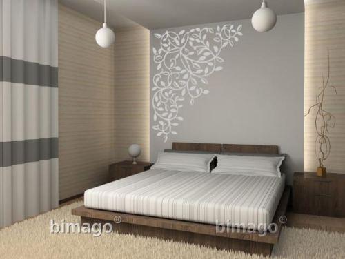 Vinilos decorativos dormitorio imagui for Vinilos dormitorio
