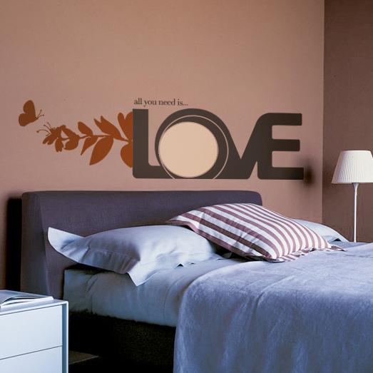 Vinilo decorativo regalos romanticos vinilos decorativos - Vinilos de amor ...