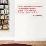 La importancia del libro, como para no olvidarlo
