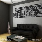 Vinilo decorativo Ornamental