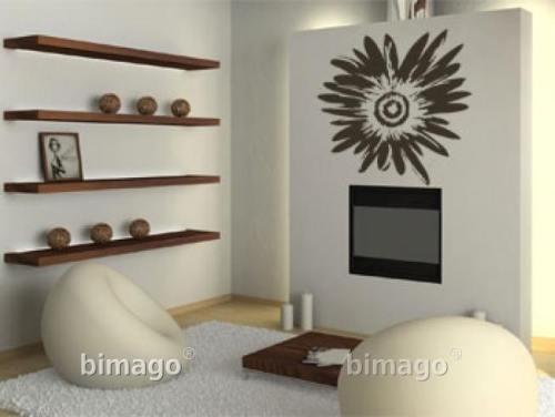 un vinilo decorativo para ambientes rsticos
