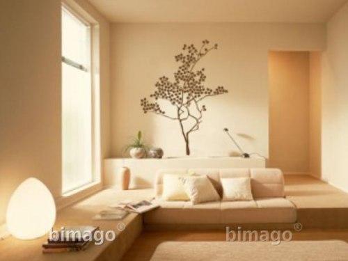 Vinilo decorativo arbol naturaleza vinilos decorativos for Vinilos decorativos salon