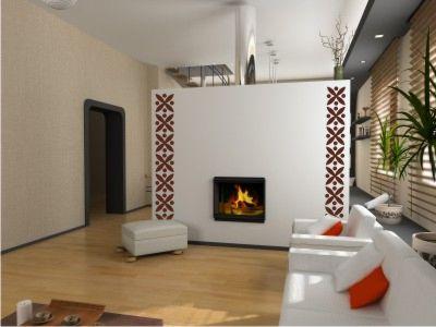 vinilo decorativo para chimeneas vinilos decorativos On chimeneas verticales