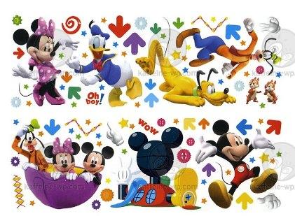 Pegatinas de disney vinilos decorativos for Sticker para pared infantiles