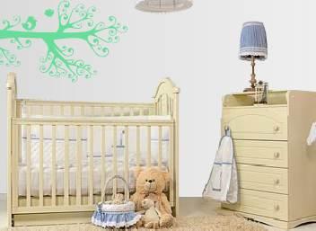 Decorar La Habitacion Del Bebe Vinilos Decorativos