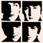 Fotomural de Los Beatles