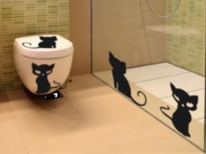 Vinilos decorativos gatos simpaticos vinilos decorativos - Vinilos decorativos gatos ...