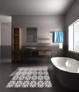 Vinilo decorativo alfombra adhesiva vinilos decorativos for Alfombras de vinilo online