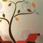 Arbol de otoño apra entretiempo