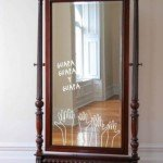 Mírate al espejo, ¡estás guapa!