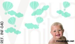 Vinilos decorativos baratos packs infantiles vinilos - Vinilos infantiles baratos ...