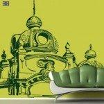 Una cúpula árabe para decorar la casa