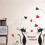 Los gatitos y el amor