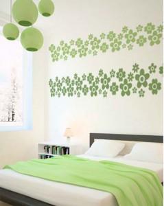 Cenefas adhesivas de pared vinilos decorativos - Cenefas de papel para paredes ...