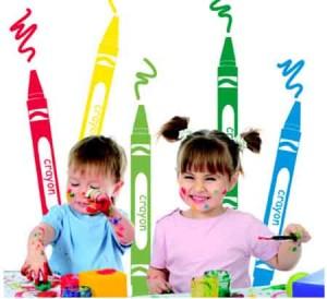 crayons vinilo