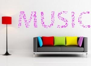 Vinilo decorativo para amantes de la musica vinilos for Vinilos decorativos grupos musicales