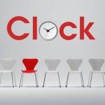 Decorar  el Reloj de pared