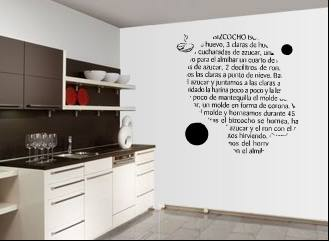 Vinilo decorativo para cocinas vinilos decorativos - Cocinas con vinilo ...