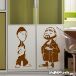 decoración kevin smith