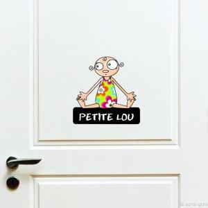Vinilo infantil para puerta vinilos decorativos for Vinilo puerta habitacion