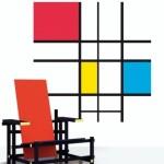 vinilo decorativo arte abstracto