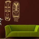 vinilo decorativo africa